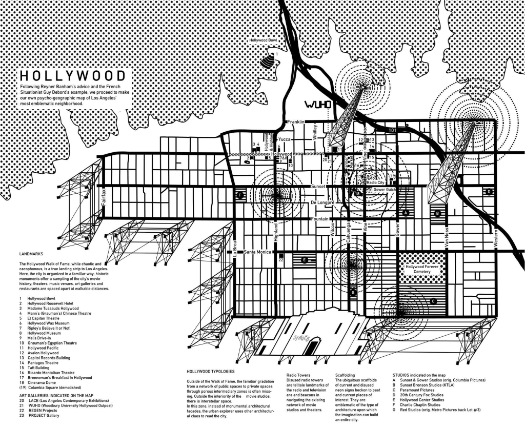 Hollywood Vector file