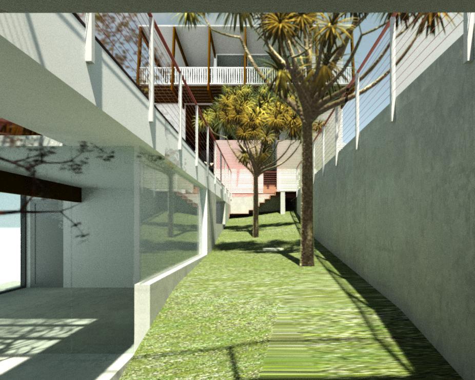 Addition-Center Garden View-rail 3